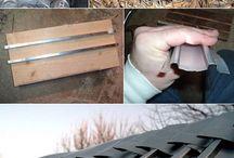 Alumiinikatto tölkeistä