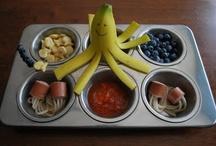 Kid Food Ideas / by Tessa Naber