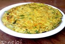 Tortilla de Salteado de Verduras y Gambas Dukan