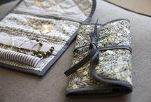Inspiration sacs, pochettes et petites bricoles / by Isa l'a Fée