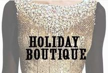 Holiday Boutique / Shop our MissesDressy Holiday Boutique: http://www.missesdressy.com/boutique/holiday