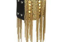 Pristine Bracelets / by Venita Platte