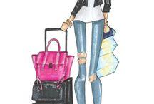 Illustrazioni di moda