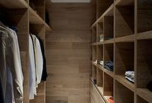 Soverom | walk-in closet