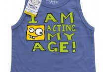 Tantra Babies Vest / Funny Messages T-Shirts for Babies in India