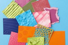 Paper Crafts  / anything to make with paper, stamps, glue, scissors etc / by Susi Unupi