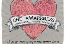 CHD, GET INFORMED! / by Shelby Breazeale