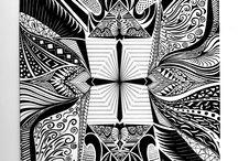 Desenhos / Minha arte meu olhar!