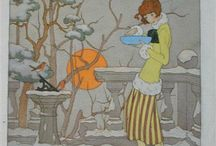 Marjorie Miller illustrations