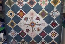 Lisa's quilts