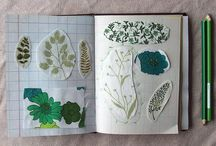 book making / by Marie Anderson Torres