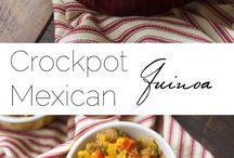For the love of crock pot / HEALTHIER Crock pot meals
