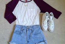 outfit ideas / by Katie Arnold