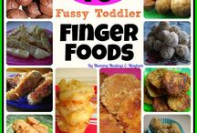 Fussy Toddler Treats