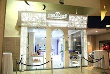 Ouverture de la pâtisserie Masmoudi en Algérie / Ouverture de votre nouvelle boutique Masmoudi au centre commercial Bab Ezzouar a Alger