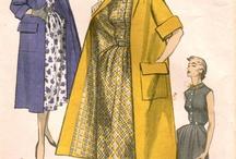 Vintage Coat Patterns