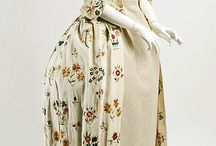18th century fashion extant / by Samantha Hickle