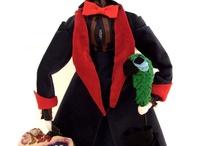 Charmons cloth dolls