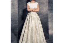 Svadobné šaty Tina Valerdi