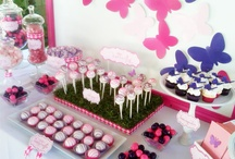 Baby showers&Bridal showers  / by Maranda Koch