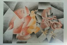 Cubism - my student's works