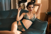 Lingerie-Green / by J. Schuh
