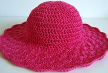 Crochet Hats / by Teena Murphy