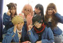 Cosplay!<3