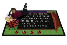 Educational Rugs / Educational rugs are proving to be a teacher's best friend as a tool mixing fun, learning and comfort to any space. Children of all ages benefit from RugSmart's educational rug collection, that helps strengthen their knowledge of colors, letters, and numbers. Be sure to check out our Educational rugs today!