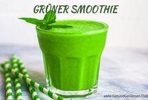 Gesund genießen / Gesunder Genuss: Leckere Superfoods & gesunde Lebensmittel genießen ohne Reue