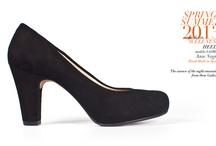 Heels Spring-Summer 2013 by Gadea Wellness Shoes / Zapatos con tacón de la colección primavera-verano 2013