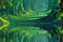 Landscape fantasy pics