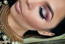 Make up & hair styles