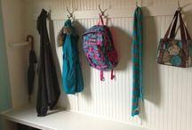 ingresso/ lavanderia