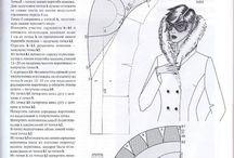 Воротники /идеи оформления горловины