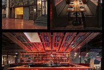 Cafe, food court
