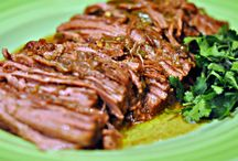 Beef Crockpot Recipes / by Lisa Diesbourg