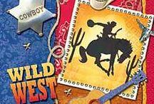 Børnefødselsdag Cowboy tema / Hos sjovogkreativ.dk har vi et stort udvalg af Wild West festartikler og tilbehør til din børnefødselsdag eller fest med cowboy tema! Vores udvalg af festartikler med cowboy tema er perfekte til Cowboy, Rodeo og wild west temafester! Vi har Western dekorationer, engangsservice, balloner, udklædning, pistoler og meget mere! Skal børnene have en rigtig sjov børnefødselsdag eller cowboyfest, så find lige det du skal bruge i vores store udvalg af cowboy tema http://www.sjovogkreativ.dk/da/46-cowboy