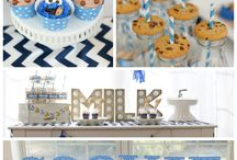 Sesame Street Character Party Ideas / Anywhere from the whole gang to just a cute little Cookie Monster First Birthday / by Chrissy
