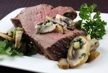 Beef Recipes / by Connie Bussey