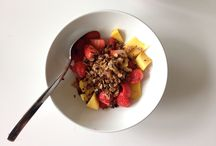 Here's My Breakfast Today