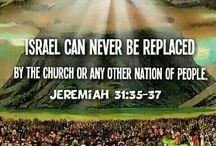 The LIE of: Replacement Theology & Israel / REPLACEMENT THEOLOGY teaches that the 'Church' (believers in Christ) have replaced Israel, because the Jews didn't accept Jesus/Yeshua as the Messiah. Due to this 'believers in Christ' have been grafted into the 'Vine'. The Bible says this is 'The Time of the Gentiles' (they are given the chance to hear the Gospel (Christ died for all of people). When the 'believers' are 'raptured', God will then fulfill all His promises to Israel.  (Ephesians 1:9-11 and 1 Thessalonians 4:13-17), ( (Romans 11)