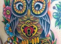 Tatts / by Chrystal Schank