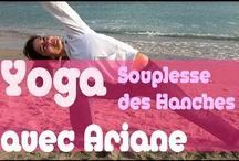Yoga séance / Yoga