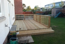 My deck project