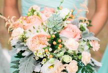 Pastel, Soft Blush & White Weddings