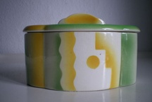 Keramik spritzdekor
