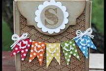 Gift Tags ~ Notecards / Stampin' Up! inspiration