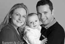 February 2014 Portrait of the Month / Images taken by Barrett & Coe Photography studios during February 2014