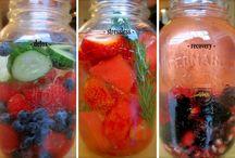 Drinks - Detox Waters